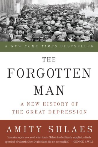 Book Review: THE FORGOTTEN MAN: A New History of the Great ...